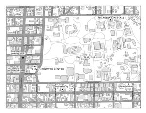 Printable NACGLE map